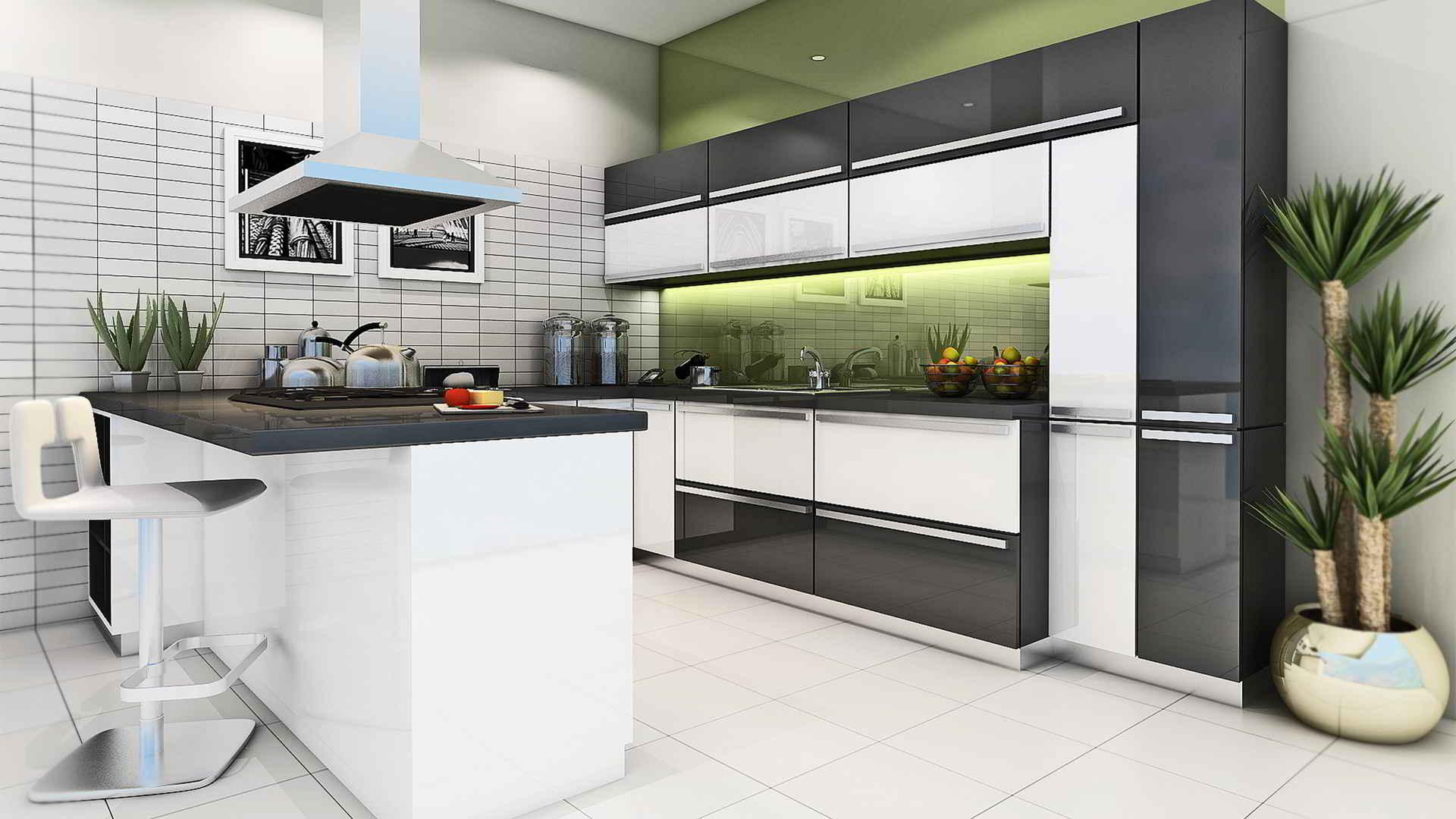 Modular kitchen manufacturers in Goregaon   Modular kitchen ...